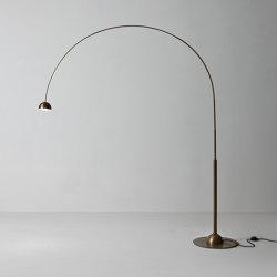 Satellite da Terra | Floor Lamp | Free-standing lights | Laurameroni