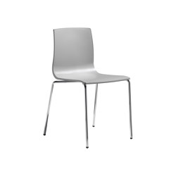 Alice with 4-leg frame   Chairs   SCAB Design