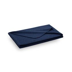 Sophia Blanket blueberry | Plaids | Steiner1888