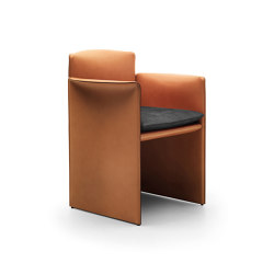 """O"" small armchair | Stühle | Eponimo"