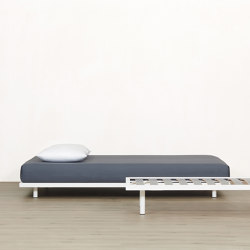Basic Bed | Basi letto | Atelier Alinea