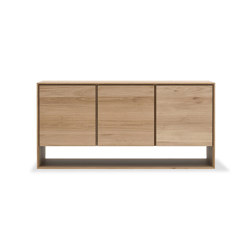 Nordic | Oak sideboard - 3 doors | Sideboards | Ethnicraft