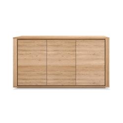 Shadow   Oak sideboard - 3 doors   Sideboards   Ethnicraft