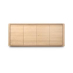 Shadow | Oak sideboard - 5 doors | Aparadores | Ethnicraft