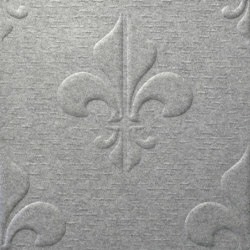 Whisperwool Fleur de Lis | Sound absorbing wall systems | Tante Lotte