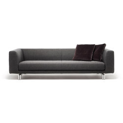 Alexander | 3-Seater Sofa | Sofas | Mussi Italy