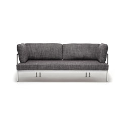 Twin | 2-Seater Sofa | Sofas | Mussi Italy