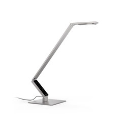 TABLE PRO LINEAR aluminium | Table lights | LUCTRA