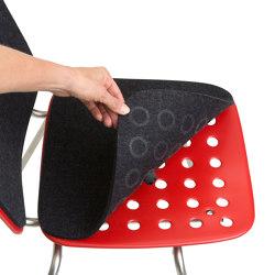 Coray Sitz und Rückenfilz | Seat cushions | seledue