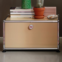 USM Haller Sidetable | USM Beige | Side tables | USM
