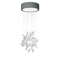 Re-cyclos Niagara Chandelier 0.60m (CE/UK) | White | Suspensions | Lladró