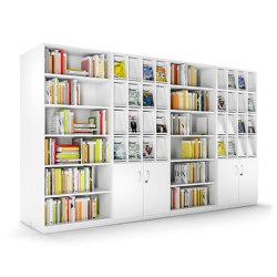 Allvia Combination cabinets | Shelving | Assmann Büromöbel