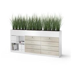 Allvia Combination cabinets | Cabinets | Assmann Büromöbel