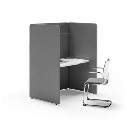 Syneo Line Lounge | Space dividing systems | Assmann Büromöbel
