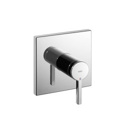 KWC AVA Trim kit with function unit | Shower controls | KWC