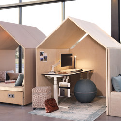 The Hut | Office Pods | Götessons