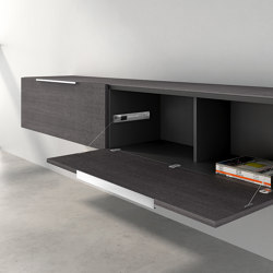 Site wall-mounted credenza | Sideboards | RENZ