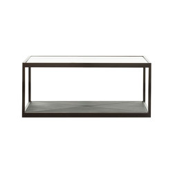 Monaco | Coffee Table 100x50 | Mesas de centro | Röshults