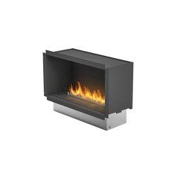 PrimeFire in casing | Fireplace inserts | Planika