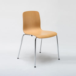 Slim M Stack Chair | Chairs | De Vorm