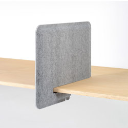 AK 1 PET Felt Workplace Divider | Table equipment | De Vorm