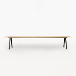 Big Modular Table System 74 | Dining tables | De Vorm
