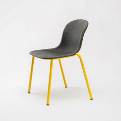 LJ 2 PET Felt Stack Chair | Chairs | De Vorm