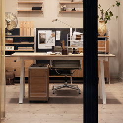 Works | Tavoli contract | string furniture
