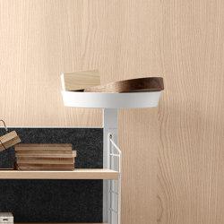 Works | Desk tidies | string furniture