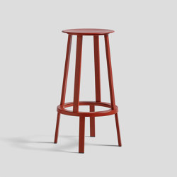 Revolver Bar Stool High | Bar stools | HAY