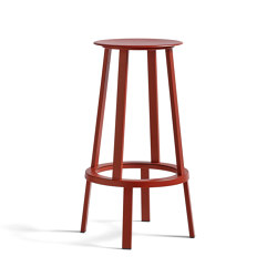 Revolver Bar Stool High