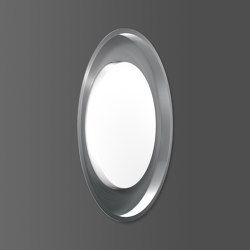 Douala® Slim Recessed ceiling and wall luminaires, semi-recessed ceiling and wall luminaires | Wall lights | RZB - Leuchten