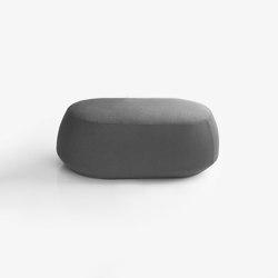 Ile Pouf 2 seater bench | Sitzbänke | Bensen