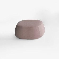 Ile Pouf round pouf | Poufs | Bensen