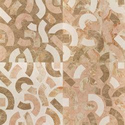 Opus | Anemone perla | Natural stone panels | Lithos Design