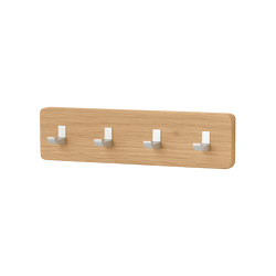KEY BAR Key Hook Rail L20 | Hook rails | Schönbuch