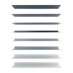 S7 Aluminiumboard | Estantería | Schönbuch