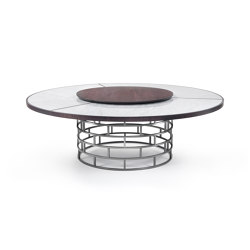 Crown | Tables de repas | Flexform