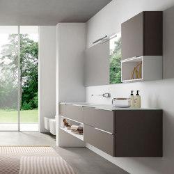 My Time 1 | Meubles muraux salle de bain | Ideagroup