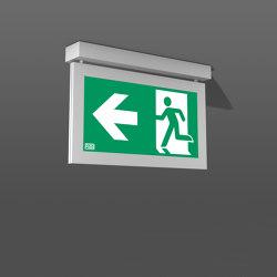 Tenuo®Ceiling luminaires | Symbols / Signs | RZB - Leuchten