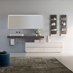 Nyù 8 | Bath shelving | Ideagroup
