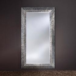 Groove Silver | Specchi | Deknudt Mirrors
