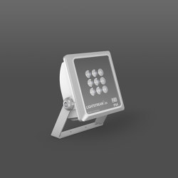 Lightstream® LED MINI rotationally symmetric | Outdoor wall lights | RZB - Leuchten
