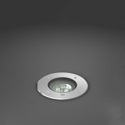 Terra Edelstahl 130 In-ground luminaires | Outdoor recessed floor lights | RZB - Leuchten