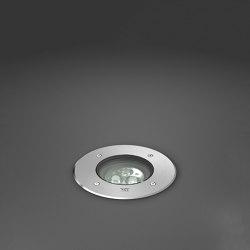 Terra Edelstahl 130 In-ground luminaires | Lampade outdoor incasso pavimento | RZB - Leuchten