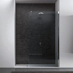 Walk-in | Shower screens | Ideagroup