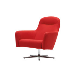 HAVANA Swivel - Niedrig | Sessel | SOFTLINE