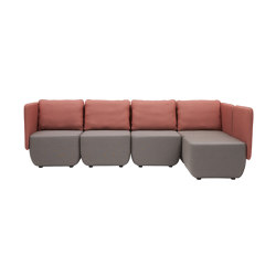 OPERA Modular Sofa | Sofas | SOFTLINE
