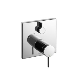 KWC ZOE Trim kit with function unit | Shower controls | KWC