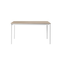 Base Table | 140 x 80 cm | Tables de repas | Muuto